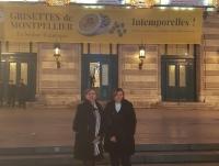 L\'AAMFG présente au 3ème Concert de la Gendarmerie à Montpellier