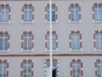 le mardi 2 juillet 2013 à l'école des officiers de la gendarmerie nationale de Melun.