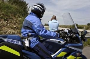 Gendarmes percutés par des chauffards Valls veut des peines exemplaires