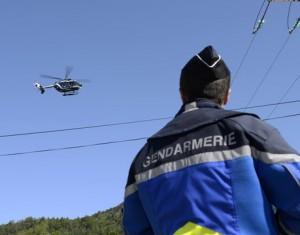 Vitrolles ils visaient les hélicos des gendarmes avec des lasers