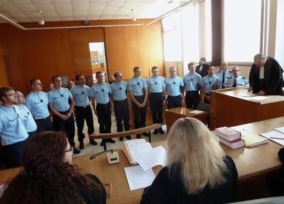 Les sous officiers de gendarmerie pr teront serment au cours de leur formation aamfg - Grille indiciaire sous officier gendarmerie ...