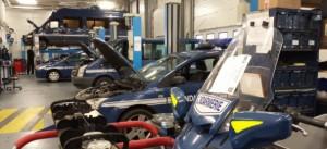 Un garage sp cial police gendarmerie caen aamfg for Garage a caen
