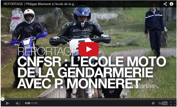 reportage philippe monneret l cole de la gendarmerie moto aamfg. Black Bedroom Furniture Sets. Home Design Ideas