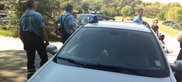 La barben un motard de la gendarmerie renvers par un chauffard qui a pris la fuite aamfg - Gendarmerie salon de provence ...