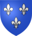 Blason Saint-Louis Haut-Rhin