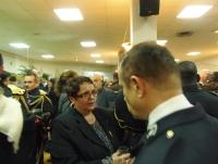 EOGN. La cérémonie de remise des sabres du 7 décembre 2012.