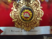 L'AAMFG à la Sainte Geneviève aux Invalides le 26 novembre 2012