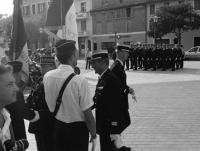 L'AAMFG conviée à la cérémonie de passation du commandement de l'escadron départemental de sécurité routière du Var le 18 septembre 2014
